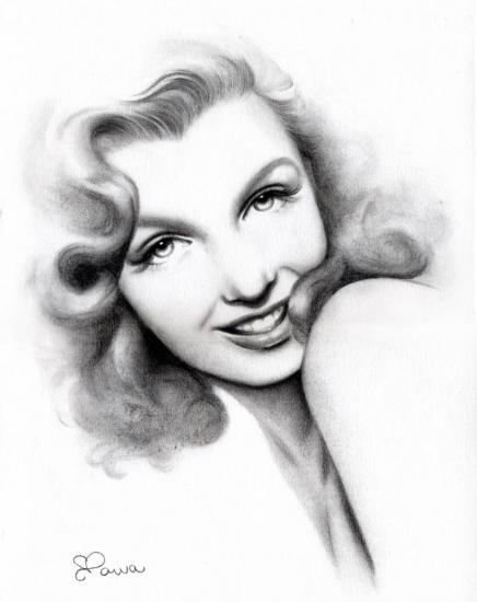 Marilyn Monroe par variations
